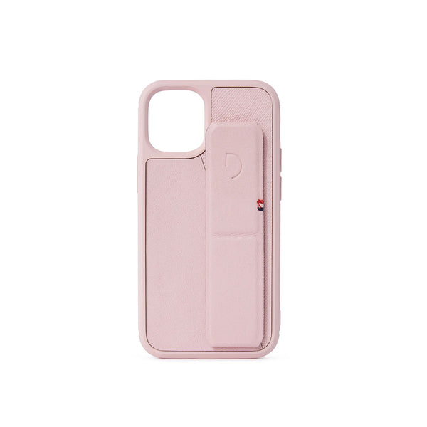[PO] DECODED : Stand Case Split - iPhone 12 Mini/Pro : Silver Pink
