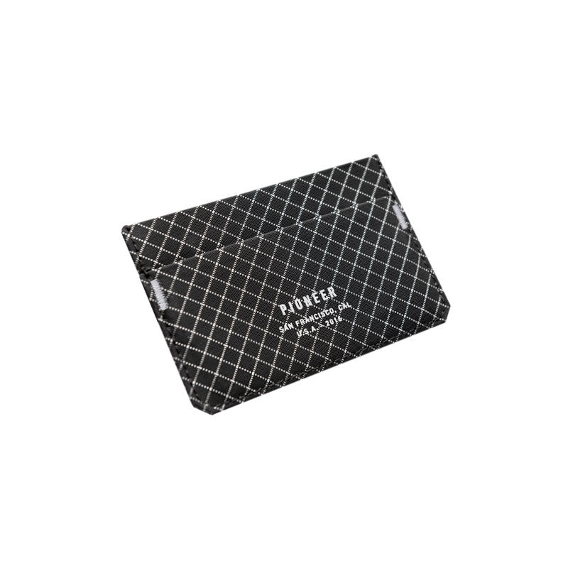 Pioneer : Molecule Card Wallet : Black