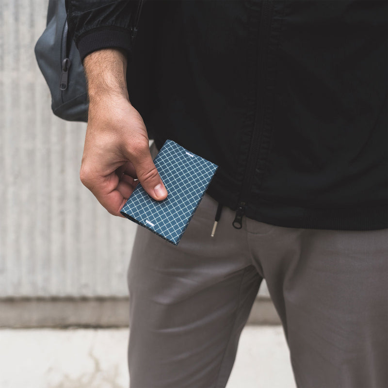 Pioneer Carry : The Ion Wallet : Blue