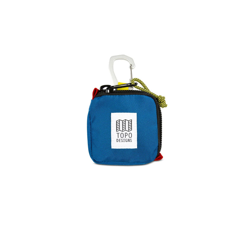 Topo Designs : Square Bag : Blue