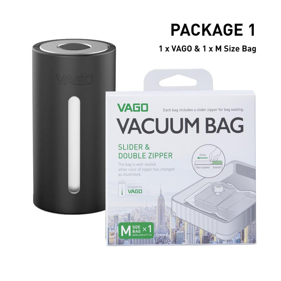 VAGO : Black : Package 1