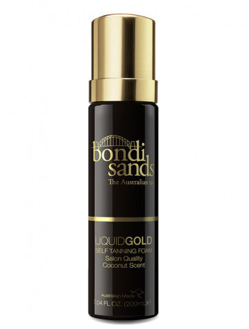 Liquid Gold Self Tanning Foam
