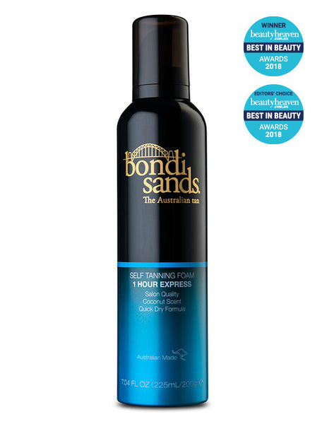 1 Hour Express Self Tanning Foam Bondi Sands - Let it Be Beauty - Your Online Beauty Store