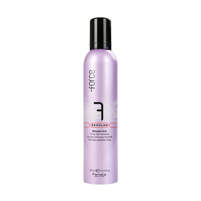 T-Force Curly Hair Mousse 300ml