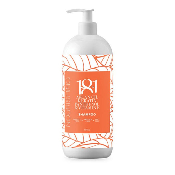 Nourishing Shampoo 1Ltr 18 in 1 - Let it Be Beauty - FREE SHIPPING - Afterpay and zipPay available - Beauty products