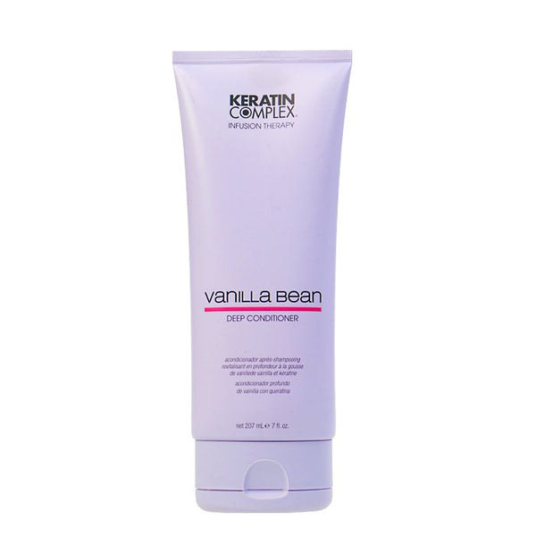 Vanilla Bean Conditioner 207ml Keratin Complex - Let it Be Beauty FREE Shipping on all orders