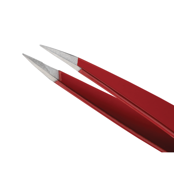 Point Tweezer - Signature Red Tweezerman - Let it Be Beauty - Free Shipping on orders over $50