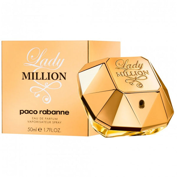 Lady Million Eau De Parfum 50ml