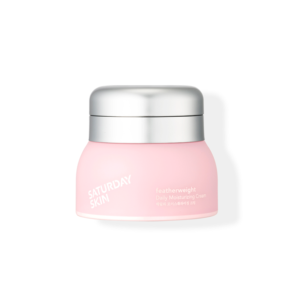 FEATHERWEIGHT Daily Moisturizing Cream Saturday Skin - Let it Be Beauty - Your Online Beauty Store