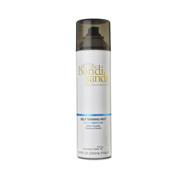 Self Tanning Mist Light/Medium Bondi Sands - Let it Be Beauty FREE Shipping on all orders