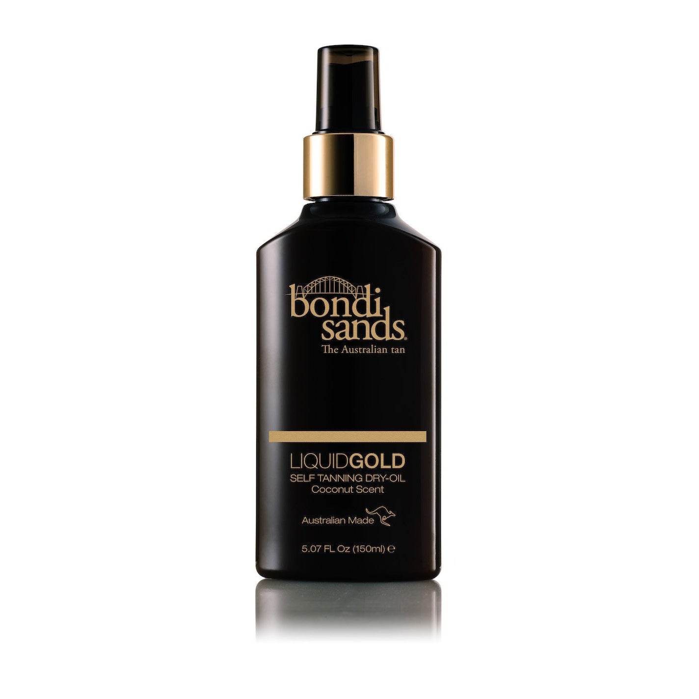 --Liquid Gold Dry Tanning Oil Bondi Sands - Let it Be Beauty - FREE SHIPPING - Afterpay and zipPay available - Beauty products--