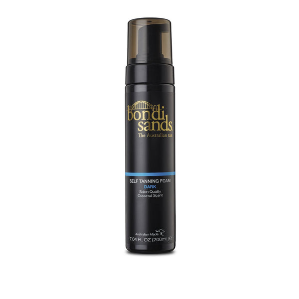 Self Tanning Foam Dark Bondi Sands - Let it Be Beauty FREE Shipping on all orders