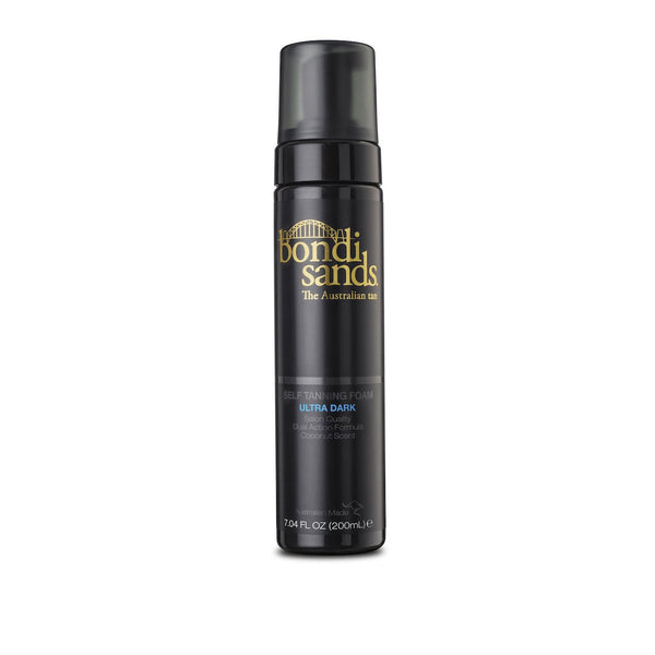 Self Tanning Foam Ultra Dark