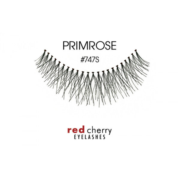 Primrose False Lashes Red Cherry - Let it Be Beauty FREE Shipping on all orders