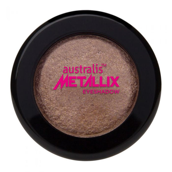 Gold Gaga Metallix Cream Eyeshadow Australis - Let it Be Beauty - FREE SHIPPING - Afterpay and zipPay available - Beauty products