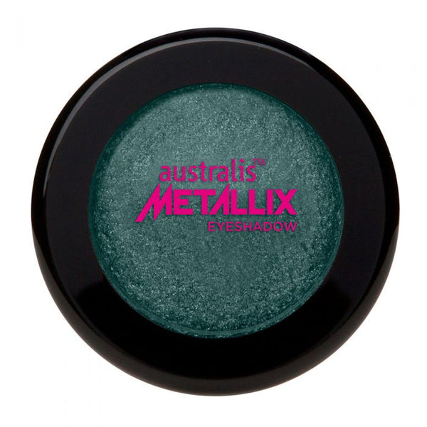 Green Daze Metallix Cream Eyeshadow Australis - Let it Be Beauty - FREE SHIPPING - Afterpay and zipPay available - Beauty products