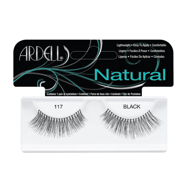 Fashion Lashes 117 Black