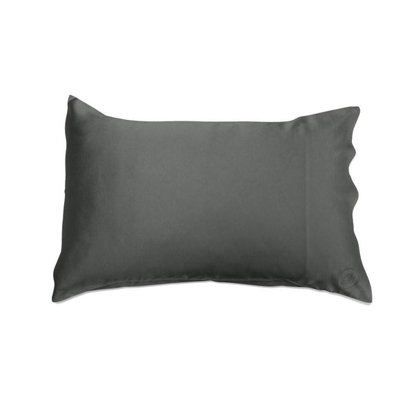 Silk Pillowcase - Charcoal The Goodnight Co. - Let it Be Beauty FREE Shipping on all orders
