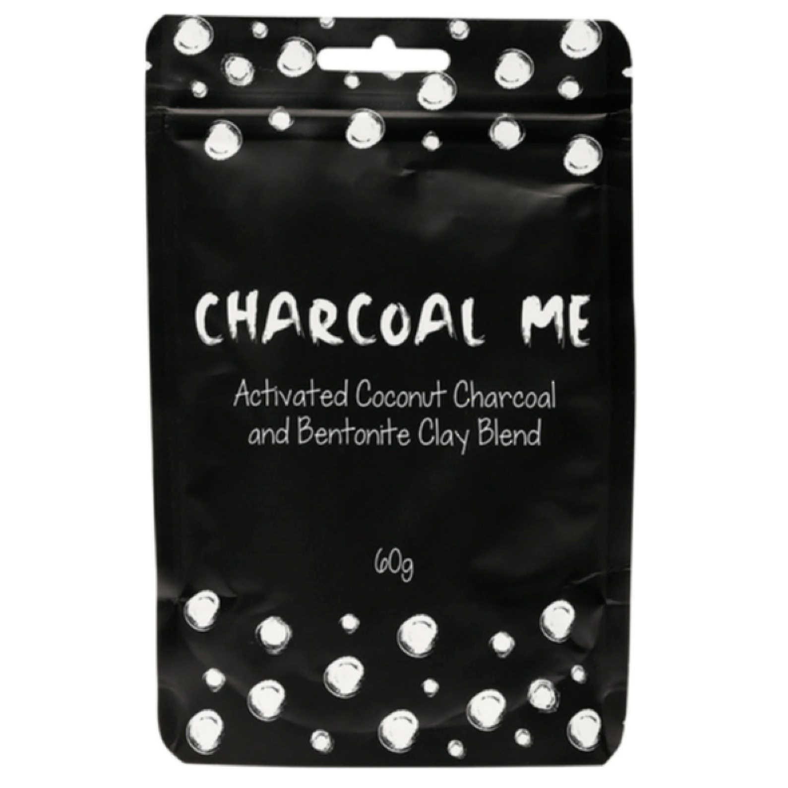 Coconut Charcoal Powder With Bentonite Clay 60g