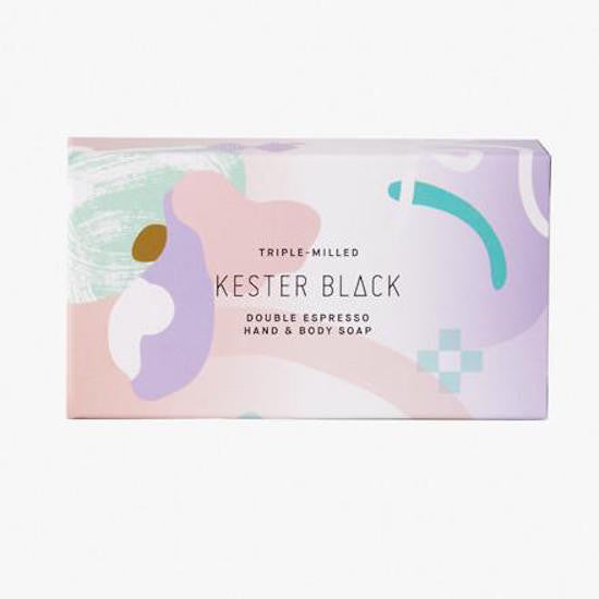 Double Espresso Hand and Body Soap Kester Black - Let it Be Beauty - Free Shipping on orders over $50