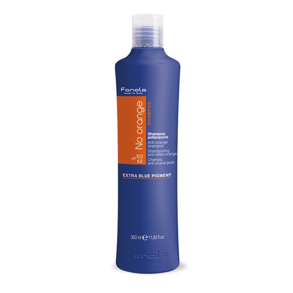 Fanola No Orange Shampoo 350ml Fanola - Let it Be Beauty - FREE SHIPPING - Afterpay and zipPay available - Beauty products