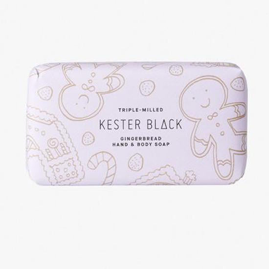 Gingerbread Hand and Body Soap Kester Black - Let it Be Beauty - Free Shipping on orders over $50