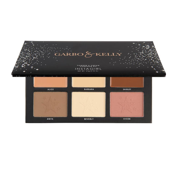 Instagirl Contour Kit Garbo & Kelly - Let it Be Beauty - Your Online Beauty Store