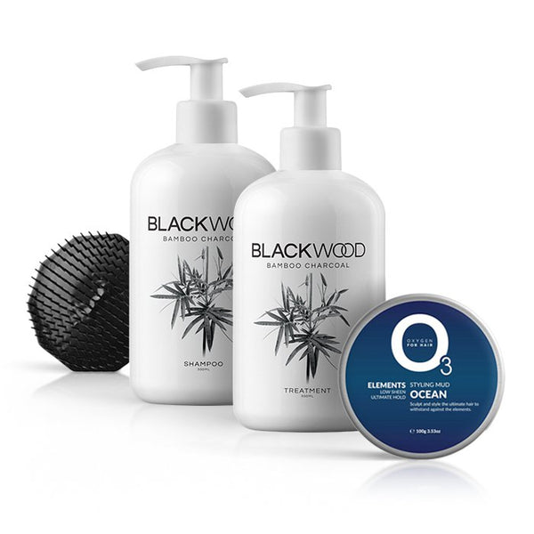 Clarifying Gift Pack Blackwood - Let it Be Beauty - FREE SHIPPING - Afterpay and zipPay available - Beauty products