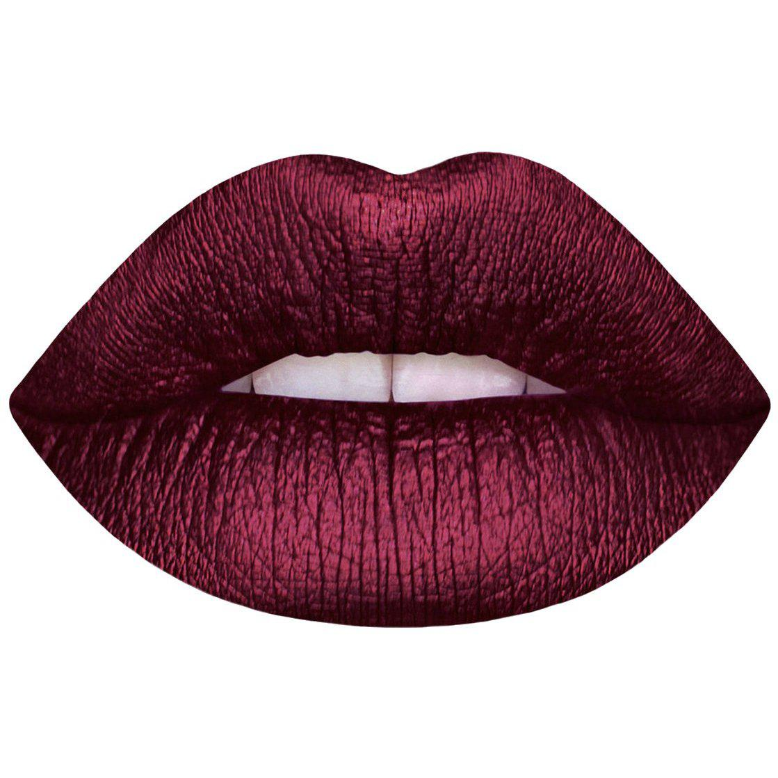 --Raisin Hell - Velvetine Liquid Matte Lipstick Lime Crime - Let it Be Beauty FREE Shipping on all orders--