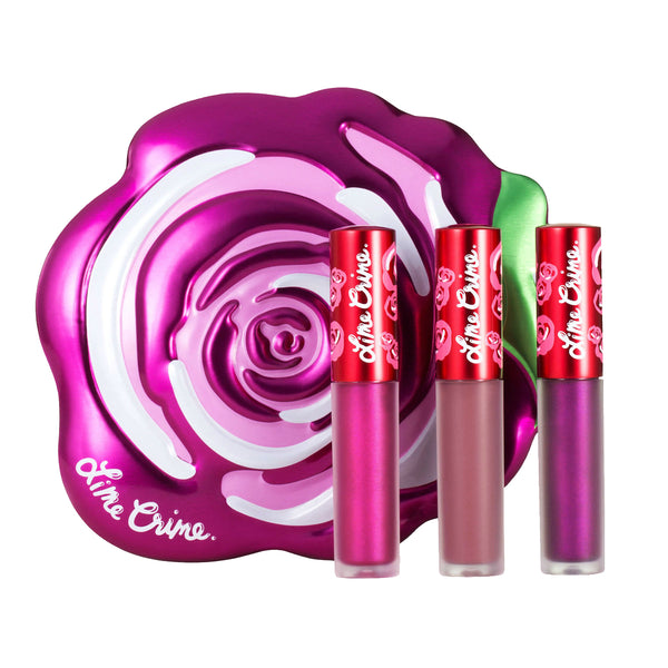Fuchsia Velve-tin Lime Crime - Let it Be Beauty - Your Online Beauty Store