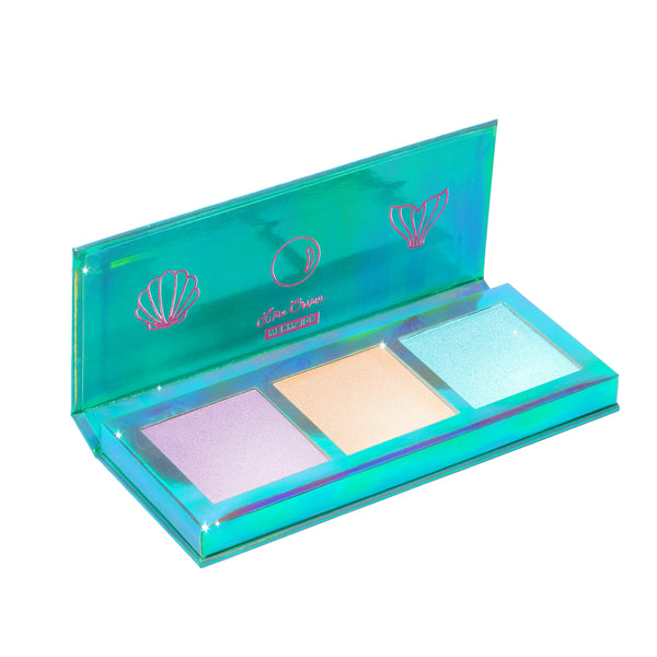 HI-LITE Mermaids -  Highlighter Powder Lime Crime - Let it Be Beauty - Your Online Beauty Store