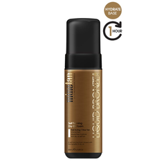 Liquid Bronze Dry Oil Self Tan Foam