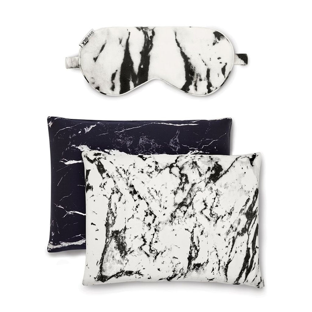 Mixed Marble Silk Gift Set
