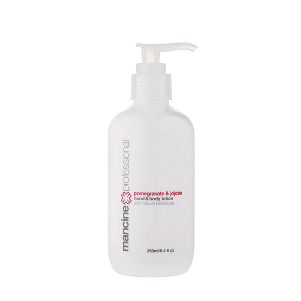 Pomegranate and Jojoba Hand and Body Lotion Mancine Cosmetics - Let it Be Beauty - Free Shipping on orders over $50
