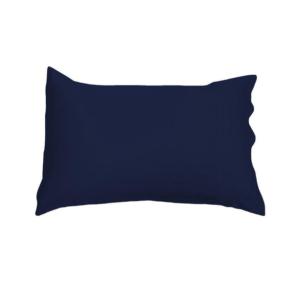Silk Pillowcase - Navy The Goodnight Co. - Let it Be Beauty FREE Shipping on all orders