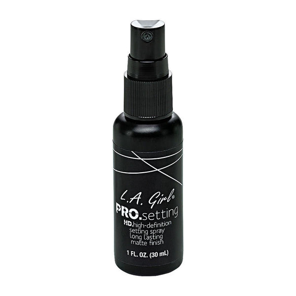 Pro Setting Spray L.A. Girl - Let it Be Beauty FREE Shipping on all orders