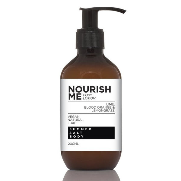 Nourish Me | Body Lotion Summer Salt Body - Let it Be Beauty - Free Shipping on orders over $50