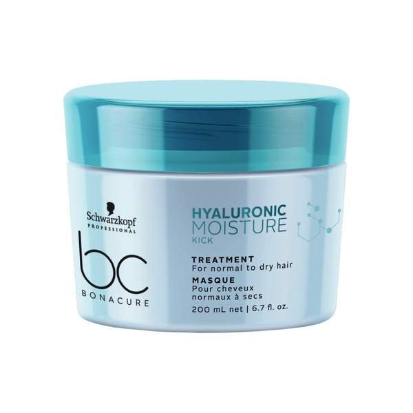 Bonacure Hyaluronic Moisture Kick Treatment 200ml Schwarzkopf - Let it Be Beauty - Your Online Beauty Store