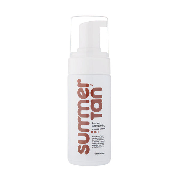 Instant Self Tanning Mousse Summer Tan - Let it Be Beauty - Your Online Beauty Store