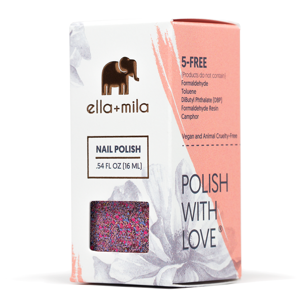 After Party Nail Polish ella+mila - Let it Be Beauty - Free Shipping on orders over $50