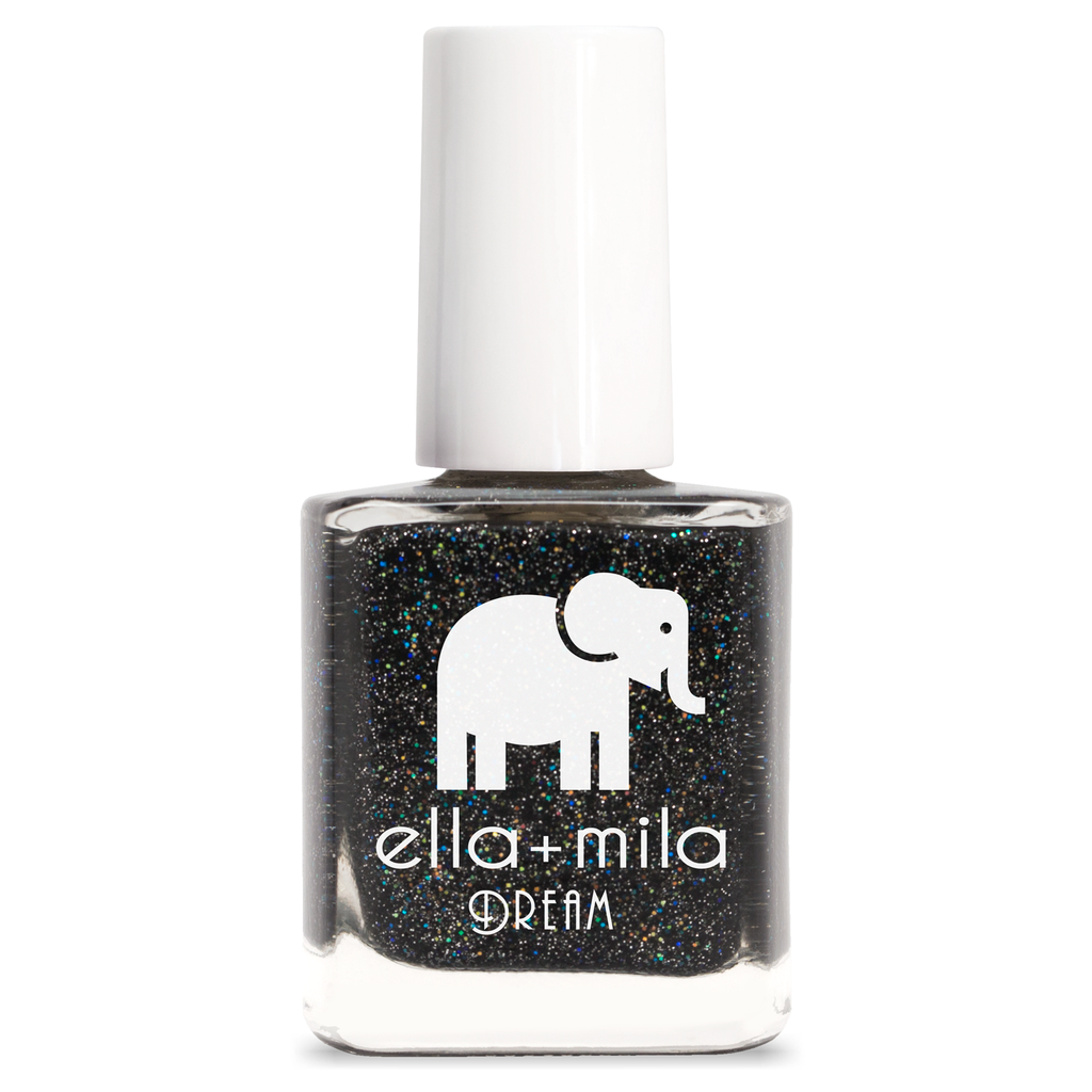 --Black Magic Nail Polish ella+mila - Let it Be Beauty - Your Online Beauty Store--