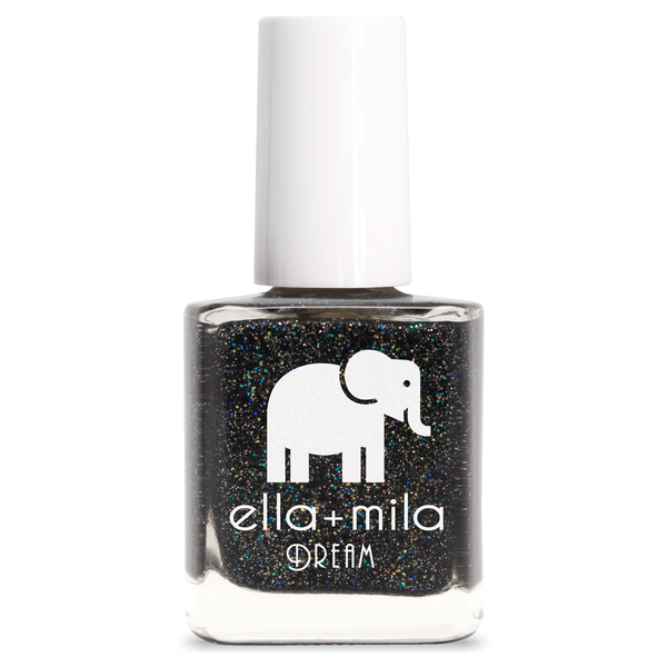 Black Magic Nail Polish ella+mila - Let it Be Beauty - Your Online Beauty Store
