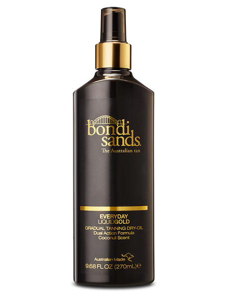 Liquid Gold Everyday Dry Tanning Oil