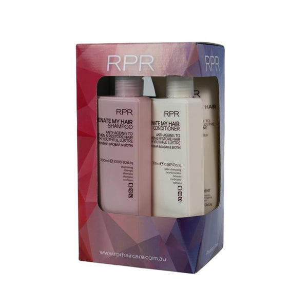 Rejuvenate My Hair Quad Pack RPR - Let it Be Beauty FREE Shipping on all orders