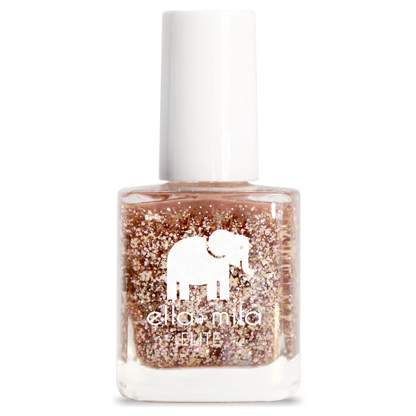 Drippin' Gold Nail Polish ella+mila - Let it Be Beauty - Your Online Beauty Store