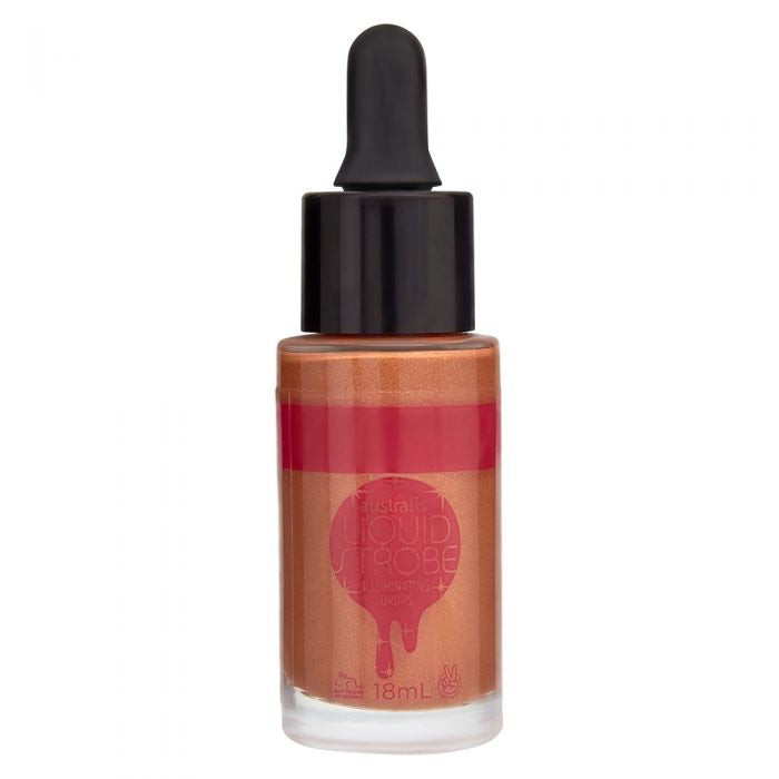 --Liquid Strobe Illuminating Drops - Bronze Australis - Let it Be Beauty - Your Online Beauty Store--