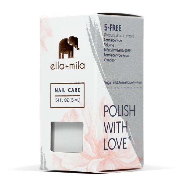 What the Gel? Nail Care ella+mila - Let it Be Beauty FREE Shipping on all orders