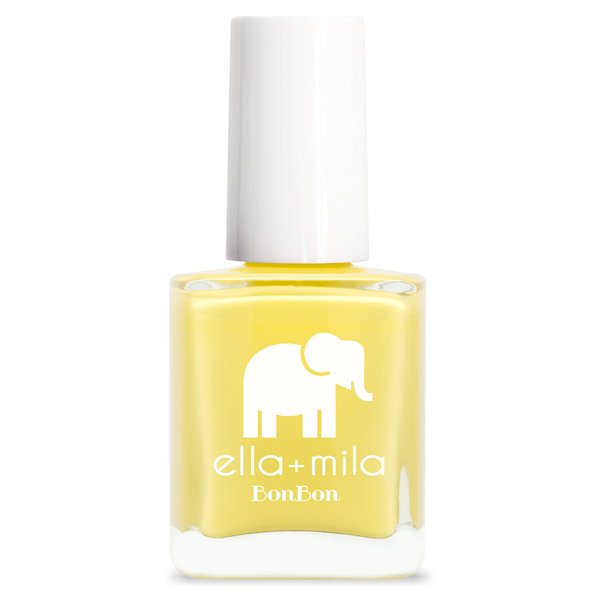 Limoncello Nail Polish ella+mila - Let it Be Beauty - FREE SHIPPING - Afterpay and zipPay available - Beauty products