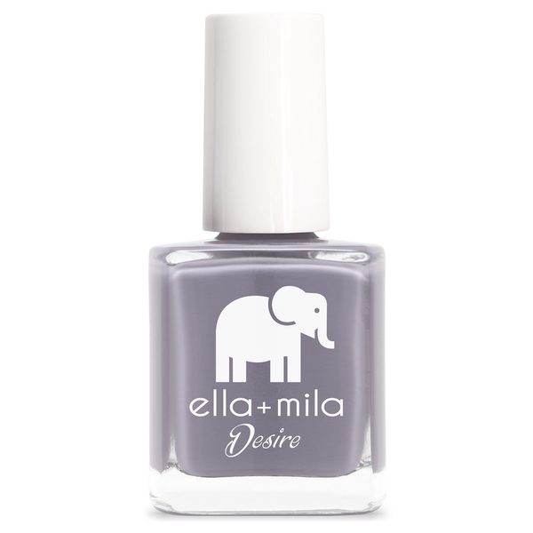 Mauve Over Nail Polish - Let it Be Beauty