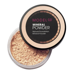 Mineral Powder Natural Foundation - Nude